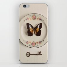 butterfly #5 iPhone & iPod Skin