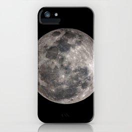Full Harvest Moon #2 iPhone Case