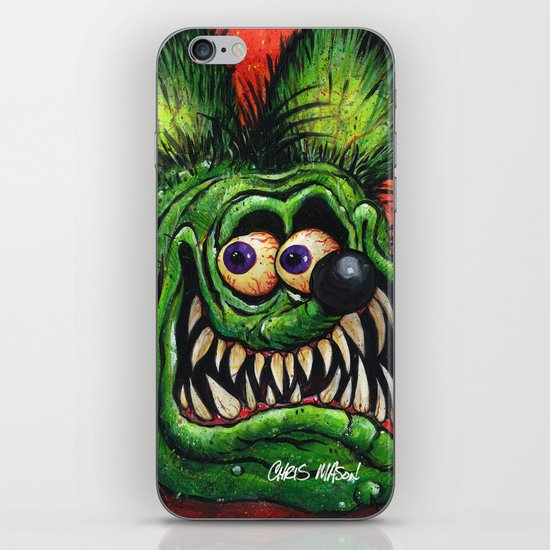 Rat Fink! iPhone & iPod Skin