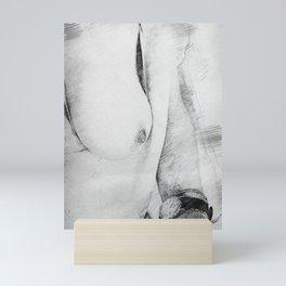 Naked Time Mini Art Print