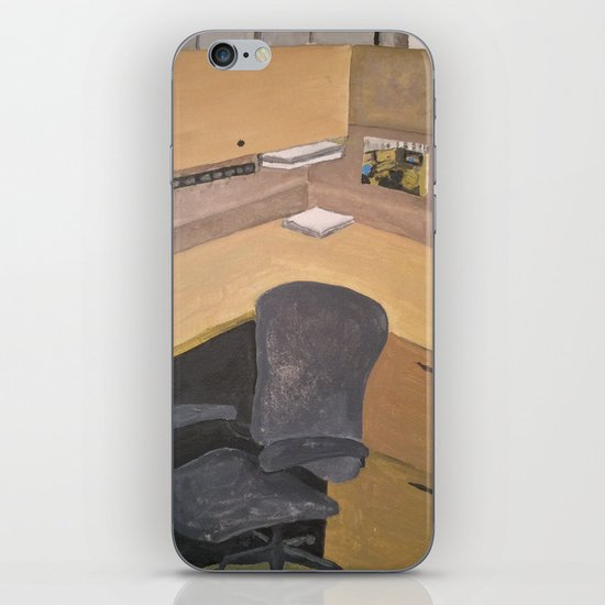 Office space iPhone & iPod Skin