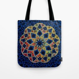 Starry Nine Tote Bag