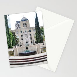 So Grand & Warm Stationery Cards