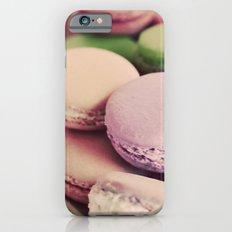 Sweet Macarons Slim Case iPhone 6s