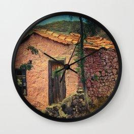 Sighed Wall Clock