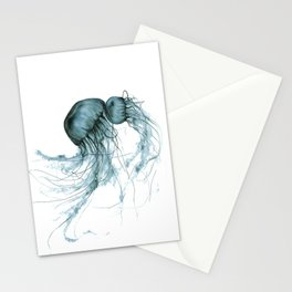 Emerald Waltz, Pacific Sea Nettle Stationery Cards