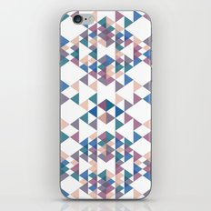 Tri-angles iPhone & iPod Skin