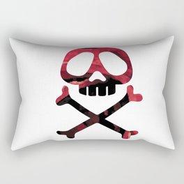 Corsaire rose et blanc colors urban fashion culture Jacob's 1968 Paris Agency Rectangular Pillow