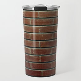 Brick wall Travel Mug