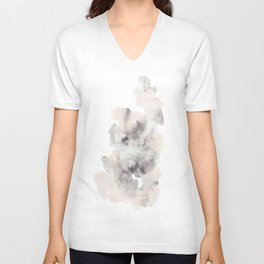 Too Good - Abstract Watercolor Art Unisex V-Neck