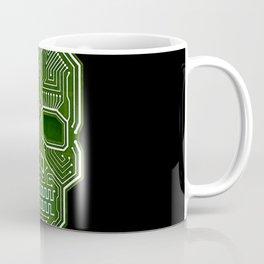 Skull Hacker (isolated version) Coffee Mug