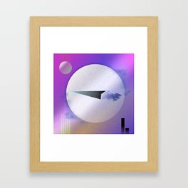 Too much to dream Framed Art Print