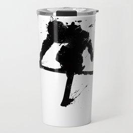 Ski jumper Travel Mug