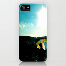 Wakarusa iPhone Case