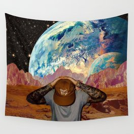 Don't Trip Wall Tapestry