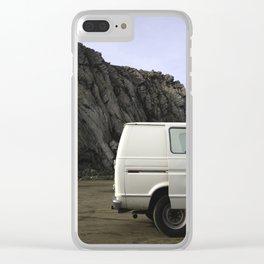 VAN ROCK Clear iPhone Case