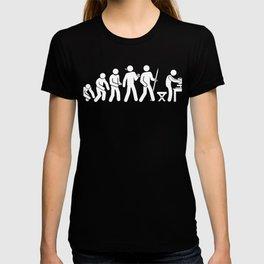 Evolution Of Pottery T-shirt