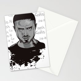 Breaking Bad Pinkman Stationery Cards