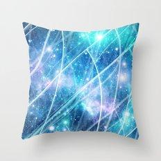 Gundam Retro Space 3 - No text Throw Pillow