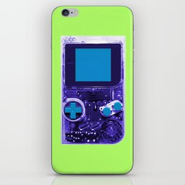 The Gameboy iPhone Skin