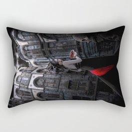 Miss murder Rectangular Pillow