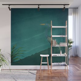 Camouflage: The Crane Wall Mural