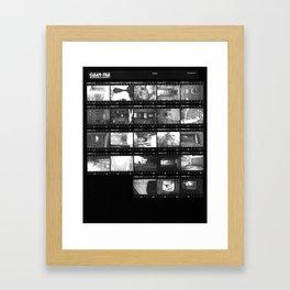 proof Framed Art Print