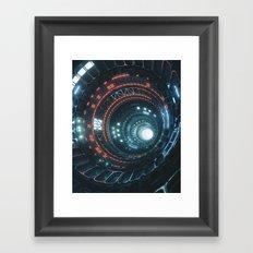 CORE9000 (everyday 01.17.17) Framed Art Print