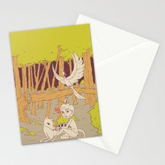 Caelum and the Lost Ones Stationery Cards