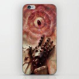 Full Metal Alchemist iPhone Skin