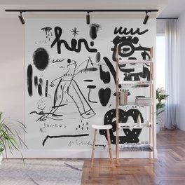 Flipper Wall Mural