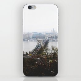 buda • pest iPhone Skin