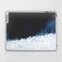 Ocean III (drone photography) Laptop & iPad Skin