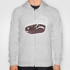 Transparent Chipmunks Love Birch Beer. Hoody