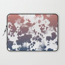 Ombre fade tie dye pastel trendy color way throwback retro palette 80s 90s style Laptop Sleeve