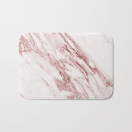 Marble Rosa Pallido, Pale Pink Bath Mat