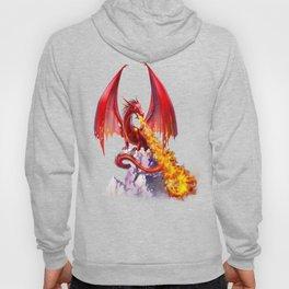 Red Dragon Hoody