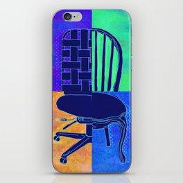 Take a Seat iPhone Skin