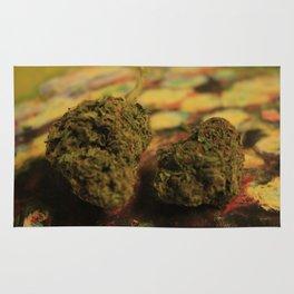 Cannabis XIX Rug