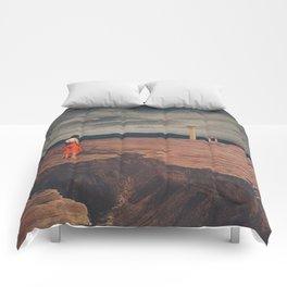 Across The History Comforters