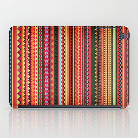 Bulgarian Rhapsody Pattern iPad Case