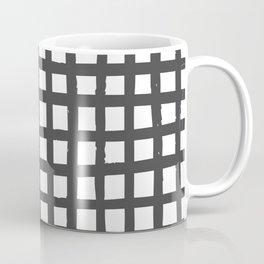 painted grid Coffee Mug