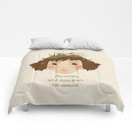 AMELIE POULAIN Comforters