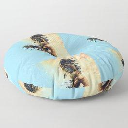 Season of the Legend - Icarus Descending Floor Pillow