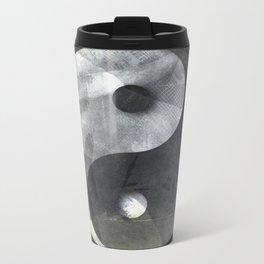 YinYang Metal Travel Mug