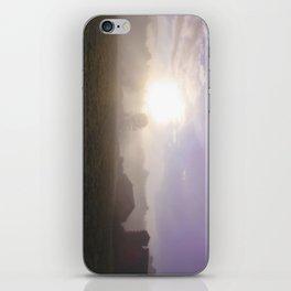 Foggy Farm  iPhone Skin