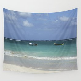 Carribean sea 12 Wall Tapestry