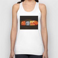 simba Tank Tops featuring SIMBA by David Hinnebusch