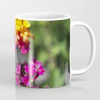 ombre Mugs featuring Ombre by Darkest Devotion