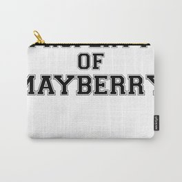 Property of MAYBERRY Carry-All Pouch
